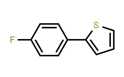 58861-48-6 | 2-(4-Fluorophenyl)thiophene