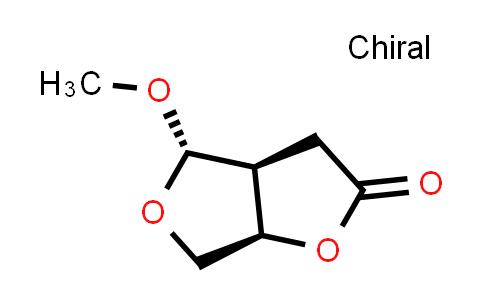 866594-60-7   (3aS,4S,6aR)-4-methoxytetrahydrofuro[3,4-b]furan-2(3H)-one