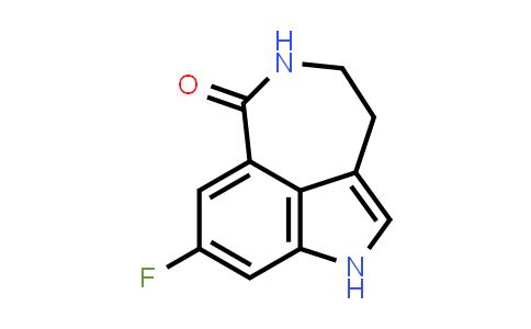 1408282-26-7 | 8-Fluoro-4,5-dihydro-1H-azepino[5,4,3-cd]indol-6(3H)-one