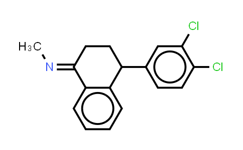 79560-20-6 | N-(4(3,4-dichlorophenyl)-3,4-dihydro-1(2H)naphthalidene) methanamine