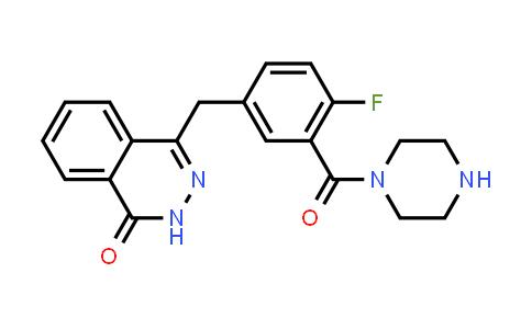 763111-47-3 | 4-(4-fluoro-3-(piperazine-1-carbonyl)benzyl)Phthalazin-1(2H)-one