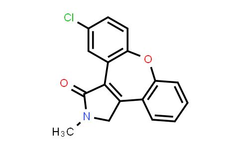 1012884-46-6 | 11-Chloro-2,3-dihydro-2-methyl-1H-dibenz[2,3:6,7]oxepino[4,5-c]pyrrol-1-one