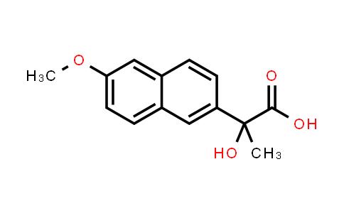 MC459329 | 32721-11-2 | α-(6-Methoxy-2-naphthyl)lactic Acid