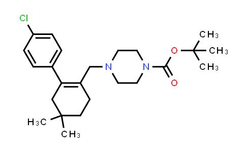 1228780-71-9 | tert-butyl 4-((4'-chloro-5,5-dimethyl-3,4,5,6-tetrahydro-[1,1'-biphenyl]-2-yl)methyl)piperazine-1-carboxylate