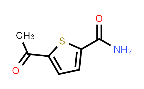68257-89-6 | 5-Acetyl-thiophene-2-carboxylic acid amide