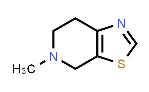 259809-24-0 | 5-methyl-6,7-dihydro-4H-[1,3]thiazolo[5,4-c]pyridine