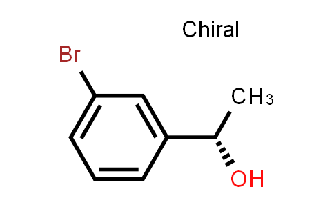 134615-22-8   (S)-1-(3-BROMOPHENYL)ETHANOL