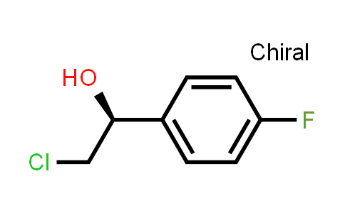 126534-42-7 | (S)-2-CHLORO-1-(4-FLUOROPHENYL)ETHANOL