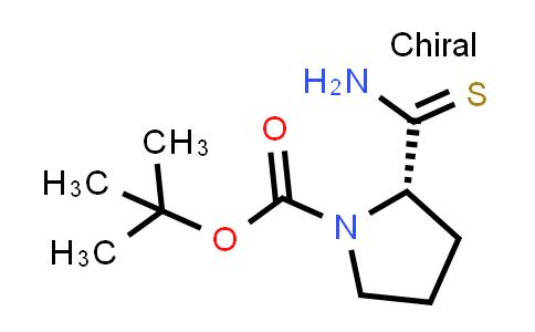 DY459391 | 101410-18-8 | (S)-2-THIOCARBAMOYL-PYRROLIDINE-1-CARBOXYLIC ACID TERT-BUTYL ESTER