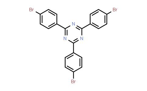 30363-03-2   2,4,6-三-(4-溴苯基)-[1,3,5]三嗪