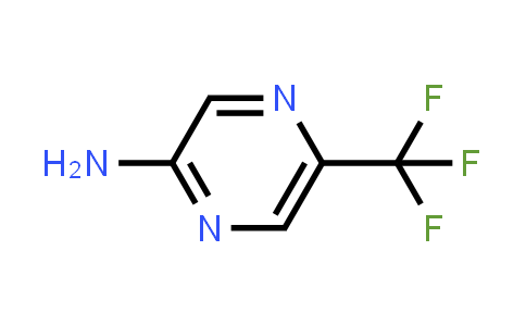69816-38-2 | 2-AMINO-5-(TRIFLUOROMETHYL)PYRAZINE