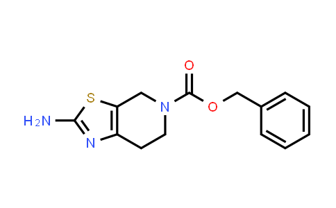 1141669-69-3 | 2-Amino-5-Cbz-4,5,6,7-tetrahydro-1,3-thiazolo[5,4-c]pyridine
