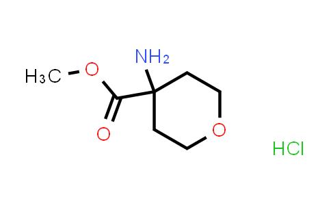184698-41-7 | 2H-Pyran-4-carboxylicacid,4-aminotetrahydro-,methylester(9CI)