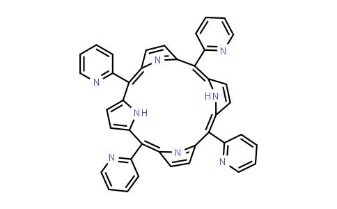 40904-90-3 | 5,10,15,20-tetrakis(2-pyridyl)porphyrin