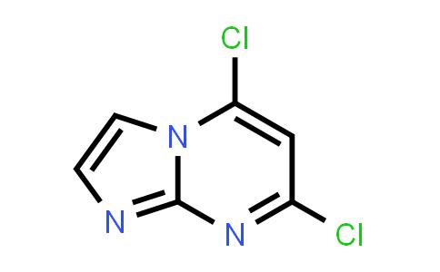 57473-32-2 | 5,7-Dichloroimidazo[1,2-a]pyrimidine