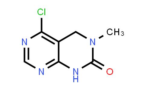 893444-55-8   5-Chloro-3-methyl-1,2,3,4-tetrahydropyrimido[4,5-d]pyrimidin-2-one