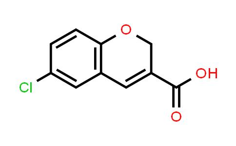 83823-06-7 | 6-CHLORO-2H-1-BENZOPYRAN-3-CARBOXYLIC ACID