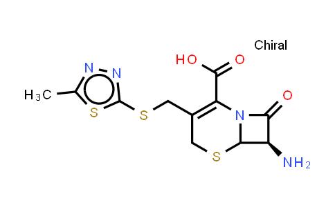 30246-33-4 | 7-AMINO-3-[(5-METHYL-1,3,4-THIADIAZOL-2-YL)THIOMETHYL]CEPHALOSPHORANIC ACID
