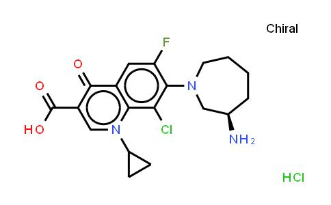 405165-61-9 | Besifloxacin hydrochloride