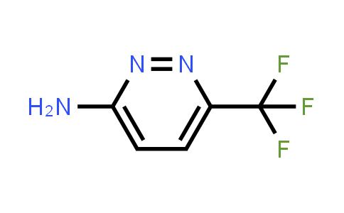 711-02-4 | 6-(TRIFLUOROMETHYL)PYRIDAZIN-3-AMINE