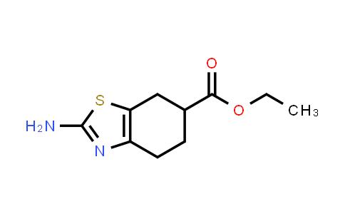 134136-00-8 | ethyl 2-amino-4,5,6,7-tetrahydrobenzo[d]thiazole-6-carboxylate