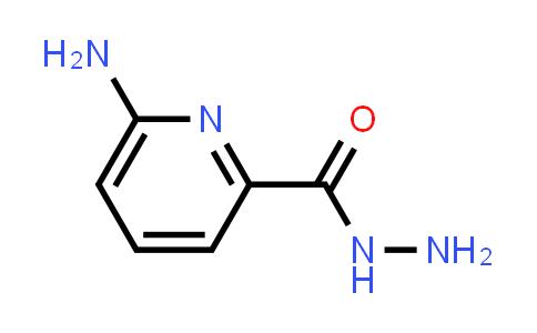 5584-18-9 | Picolinic acid, 6-amino-, hydrazide (7CI,8CI)