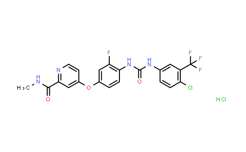 835621-07-3 | Regorafenib hydrochloride