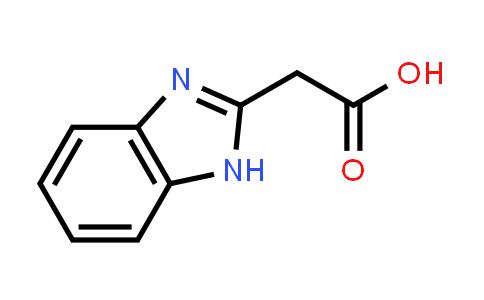 13570-08-6   (1H-BENZOIMIDAZOL-2-YL)-ACETIC ACID