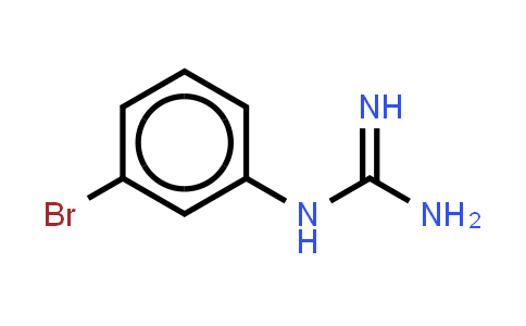 870780-73-7 | (3-bromophenyl)guanidine