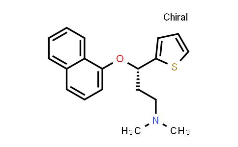 DY459589 | 116817-12-0 | (S)-N,N-dimethyl-3-(naphthalen-1-yloxy)-3-(thiophen-2-yl)propan-1-amine