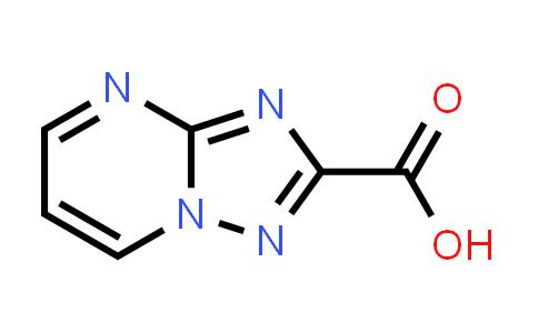 202065-25-6 | [1,2,4]TRIAZOLO[1,5-A]PYRIMIDINE-2-CARBOXYLIC ACID