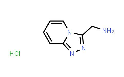 1314394-12-1 | {[1,2,4]triazolo[4,3-a]pyridin-3-yl}methanamine hydrochloride