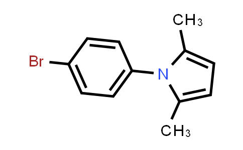 5044-24-6 | 1-(4-BROMOPHENYL)-2,5-DIMETHYL-1H-PYRROLE