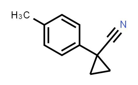 71172-78-6 | 1-(4-Methylphenyl)-1-cyclopropanecarbonitrile