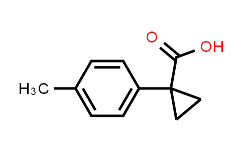 83846-66-6 | 1-(4-Methylphenyl)-1-cyclopropanecarboxylic acid
