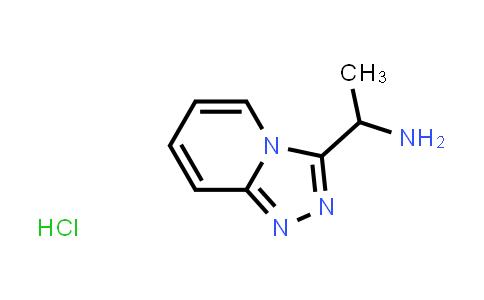 1956377-48-2   1-{[1,2,4]triazolo[4,3-a]pyridin-3-yl}ethan-1-amine hydrochloride