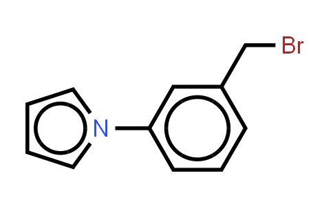 112596-36-8 | 1-3-Bromomethylphenyl-1H-pyrrole