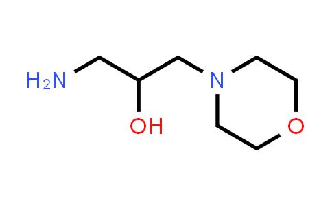 723760-71-2 | 1-amino-3-morpholin-4-yl-propan-2-ol