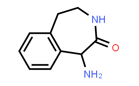 253185-43-2 | 1-amino-4,5-dihydro-1H-benzo[d]azepin-2(3H)-one
