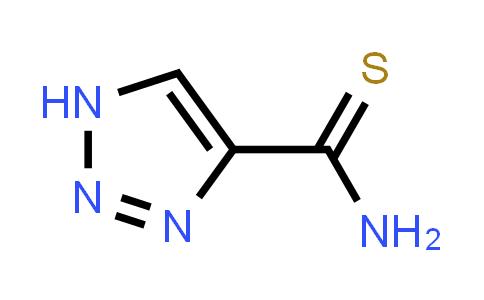 885280-96-6 | 1H-[1,2,3]TRIAZOLE-4-CARBOTHIOIC ACID AMIDE