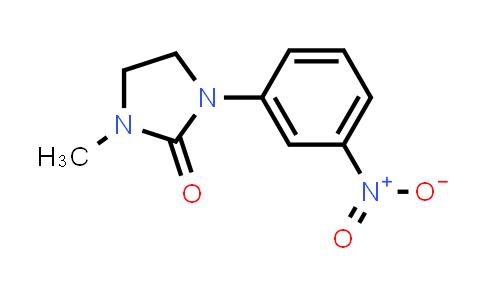 1522718-34-8 | 1-methyl-3-(3-nitrophenyl)-2-Imidazolidinone