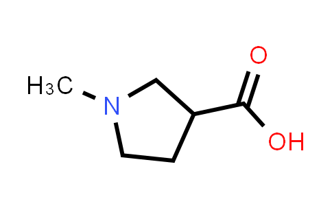 DY459640 | 25712-60-1 | 1-methyl-pyrrolidine-3-carboxylic acid