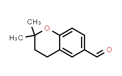 61370-75-0   2,2-DIMETHYLCHROMANE-6-CARBALDEHYDE