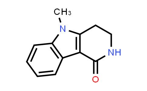 122852-75-9   2,3,4,5-Tetrahydro-5-methyl-1H-pyrido[4,3-b]indol-1-one
