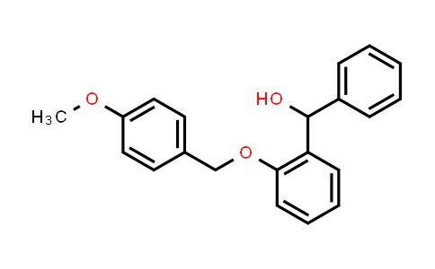 1100805-65-9 | 2-[(4-methoxyphenyl)methoxy]-α-phenyl-Benzenemethanol