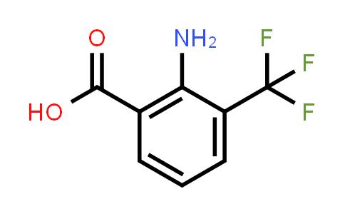 158205-19-7 | 2-AMINO-3-(TRIFLUOROMETHYL)BENZOIC ACID
