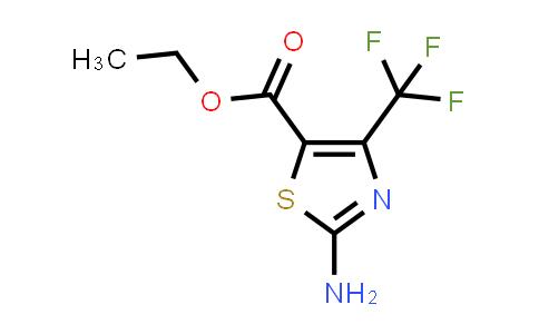 344-72-9 | 2-AMINO-4-TRIFLUOROMETHYL-THIAZOLE-5-CARBOXYLIC ACID ETHYL ESTER