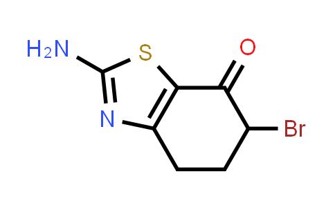 1001648-73-2   2-amino-6-bromo-5,6-dihydrobenzo[d]thiazol-7(4H)-one
