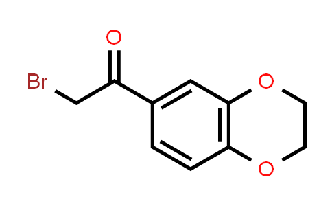 4629-54-3 | 2-BROMO-1-(2,3-DIHYDRO-1,4-BENZODIOXIN-6-YL)ETHAN-1-ONE