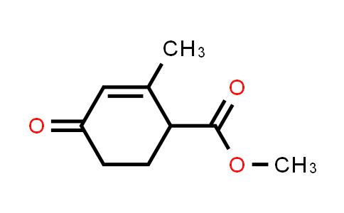 134209-76-0 | 2-Cyclohexene-1-carboxylic acid, 2-methyl-4-oxo-, methyl este
